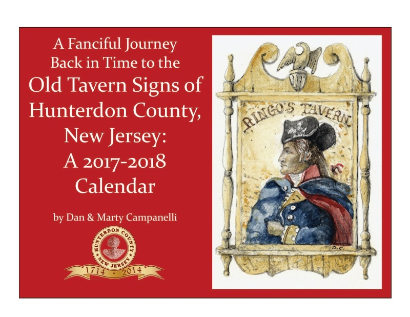 2017-2018 Calendars Available