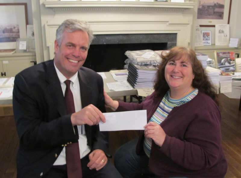 First Energy Foundation Donation